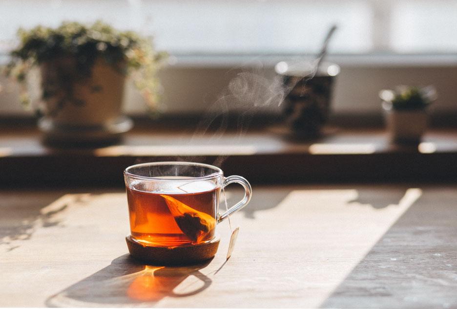 Réflexo'thé